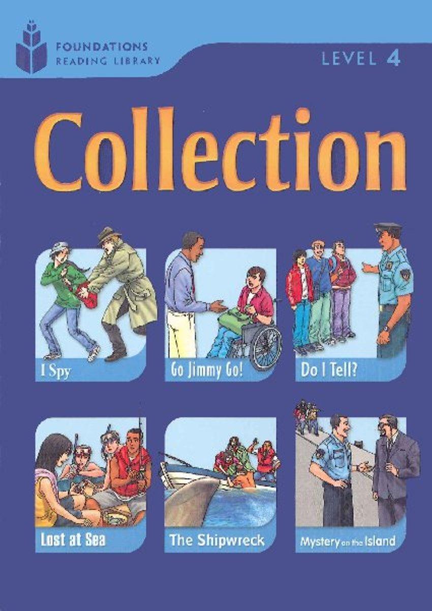 Foundation Readers 4 - Anthology