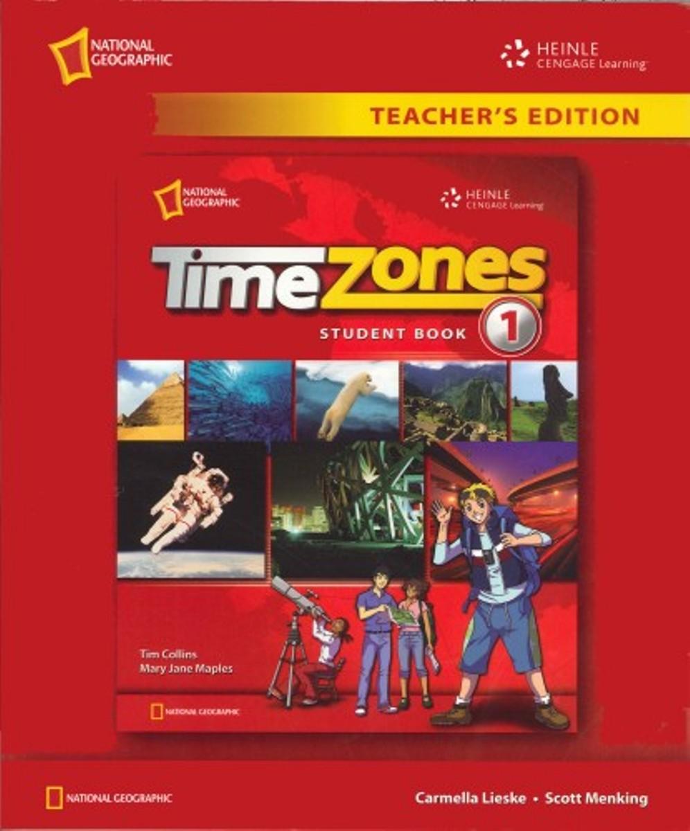 Time Zones 1 Teacher's Book