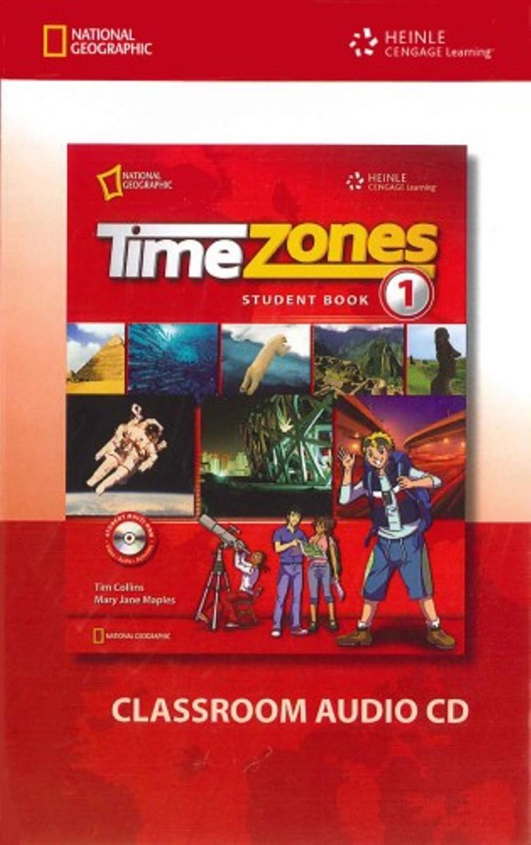 Time Zones 1 Audio CD(x1)