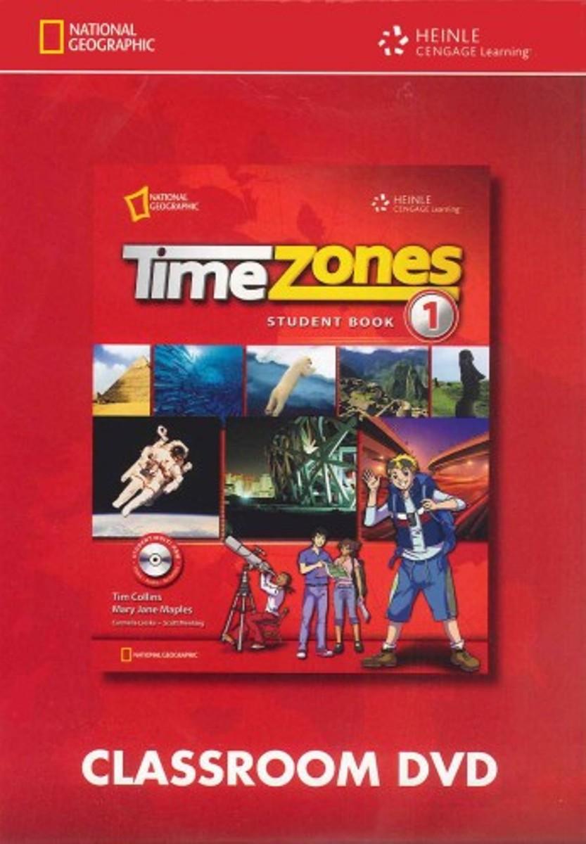 Time Zones 1 DVD(x1)