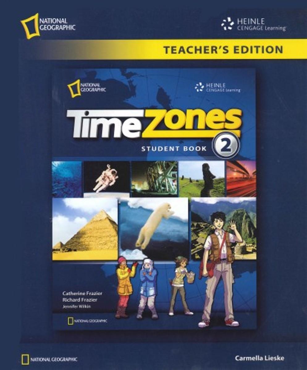 Time Zones 2 Teacher's Book