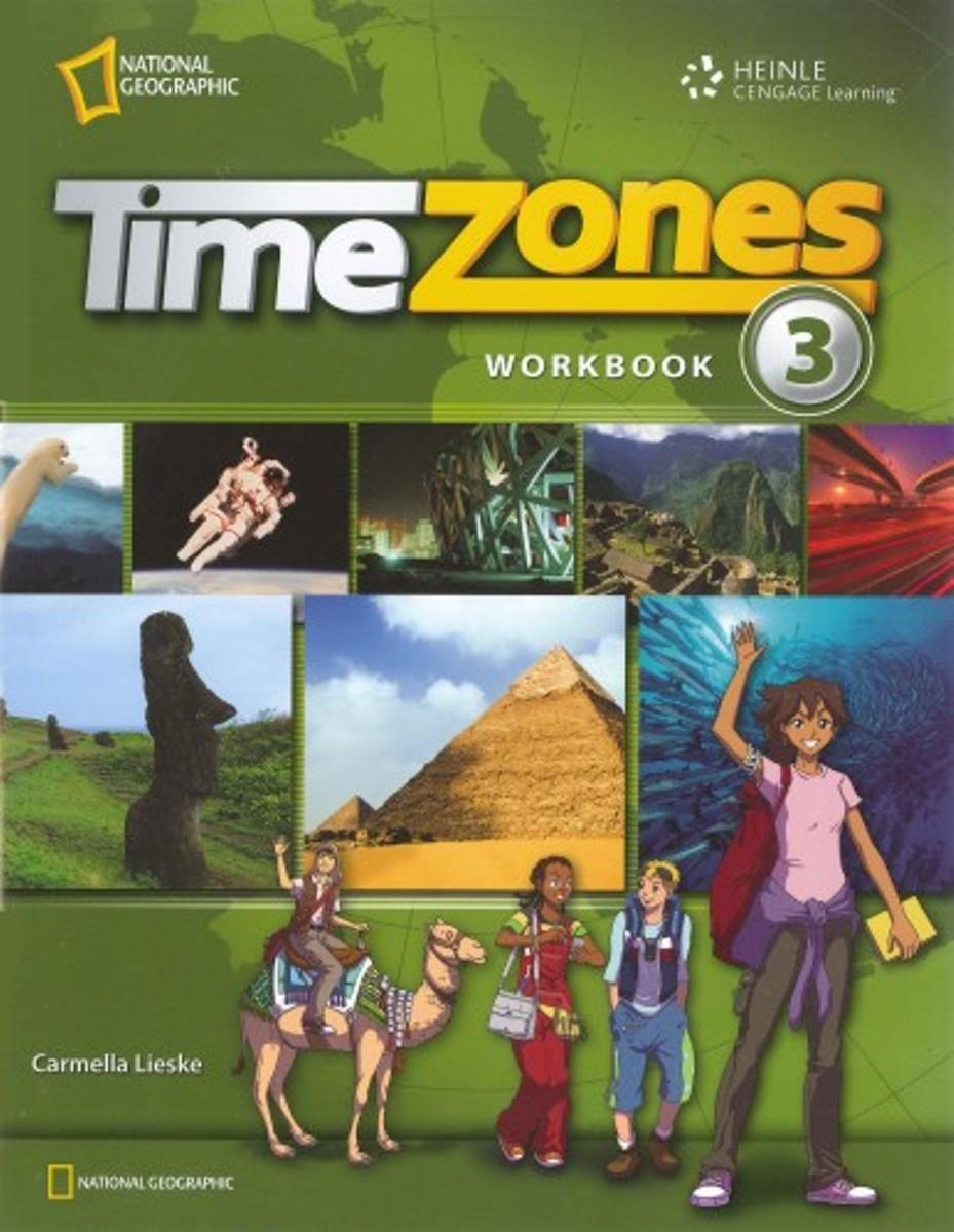 Time Zones 3 Workbook