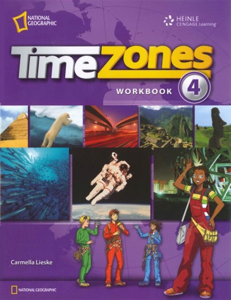 Time Zones 4 Workbook