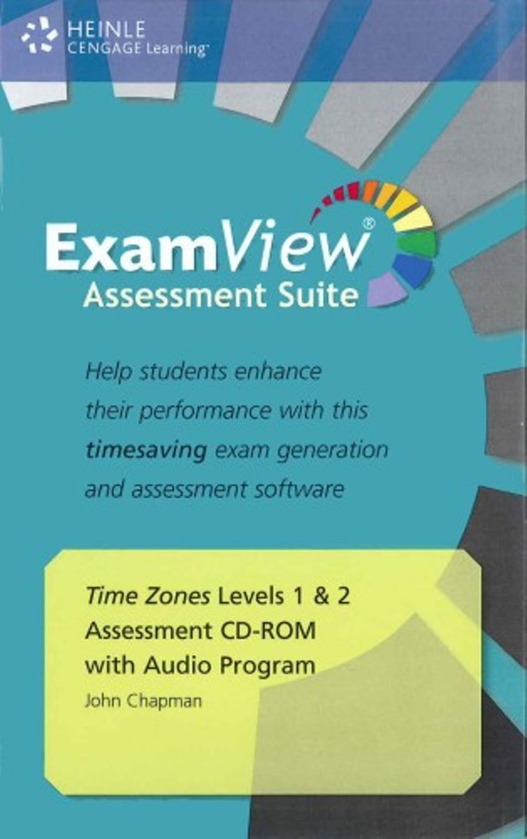 Time Zones 1 & 2 ExamView CD-ROM(x1)
