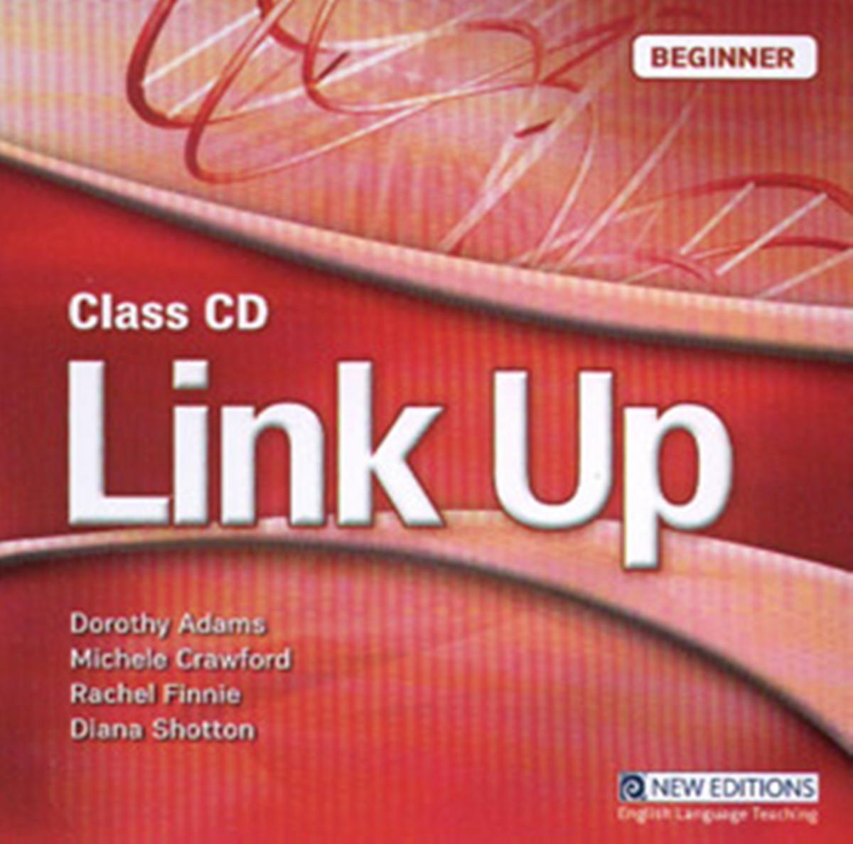 Link Up Beginner Class Audio CD(x1)