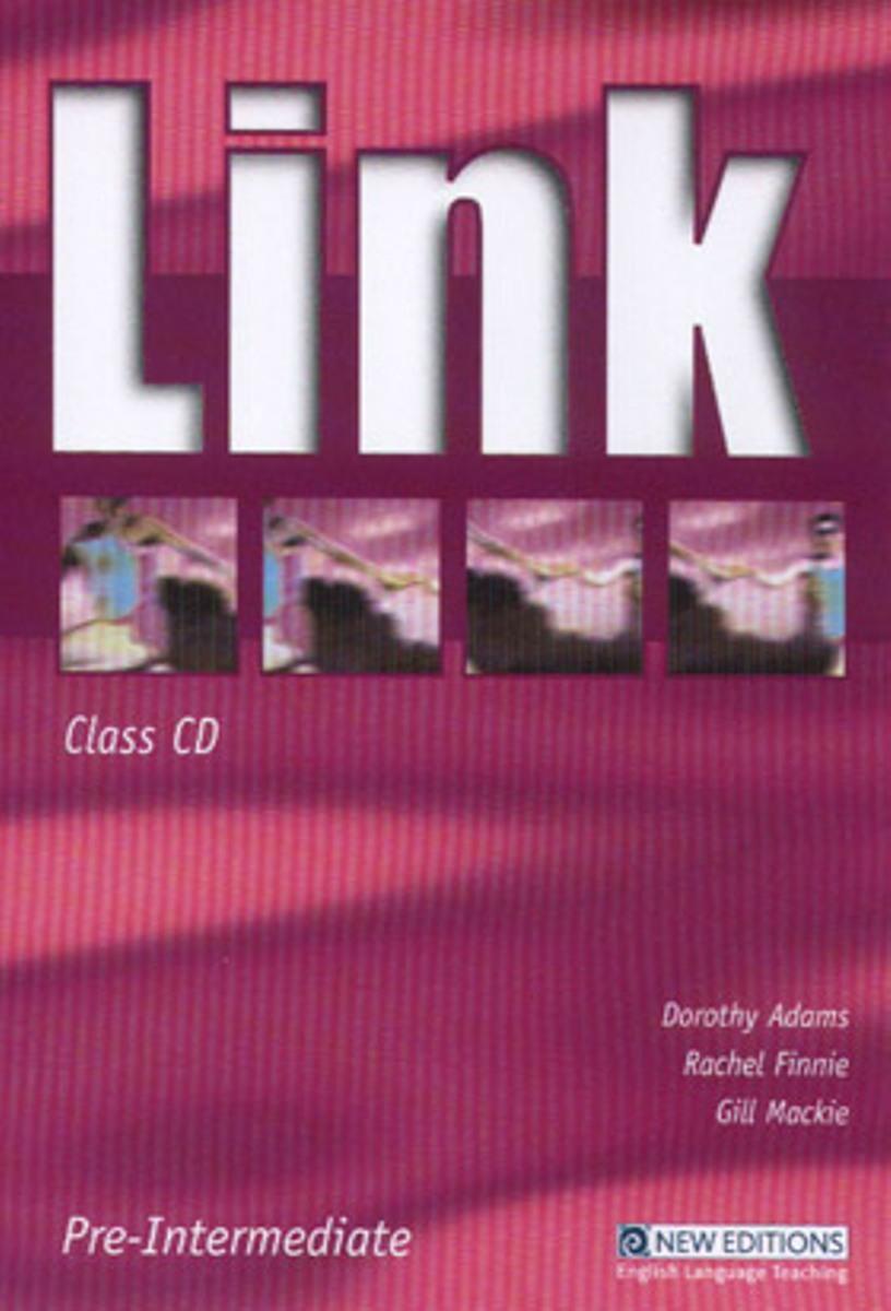 Link Pre-Intermediate Class Audio CD(x1)