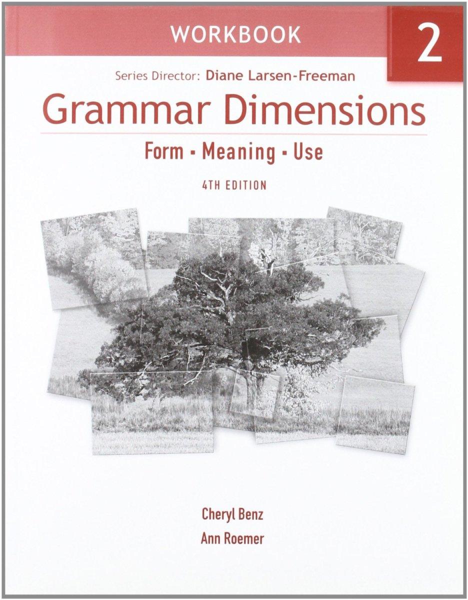 Grammar Dimensions2 Workbook