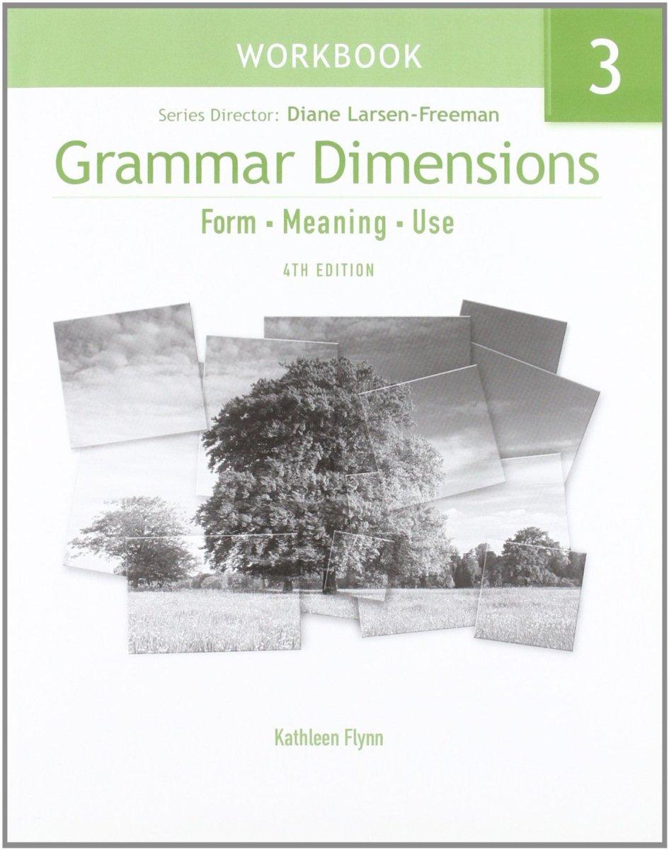 Grammar Dimensions 3 Workbook
