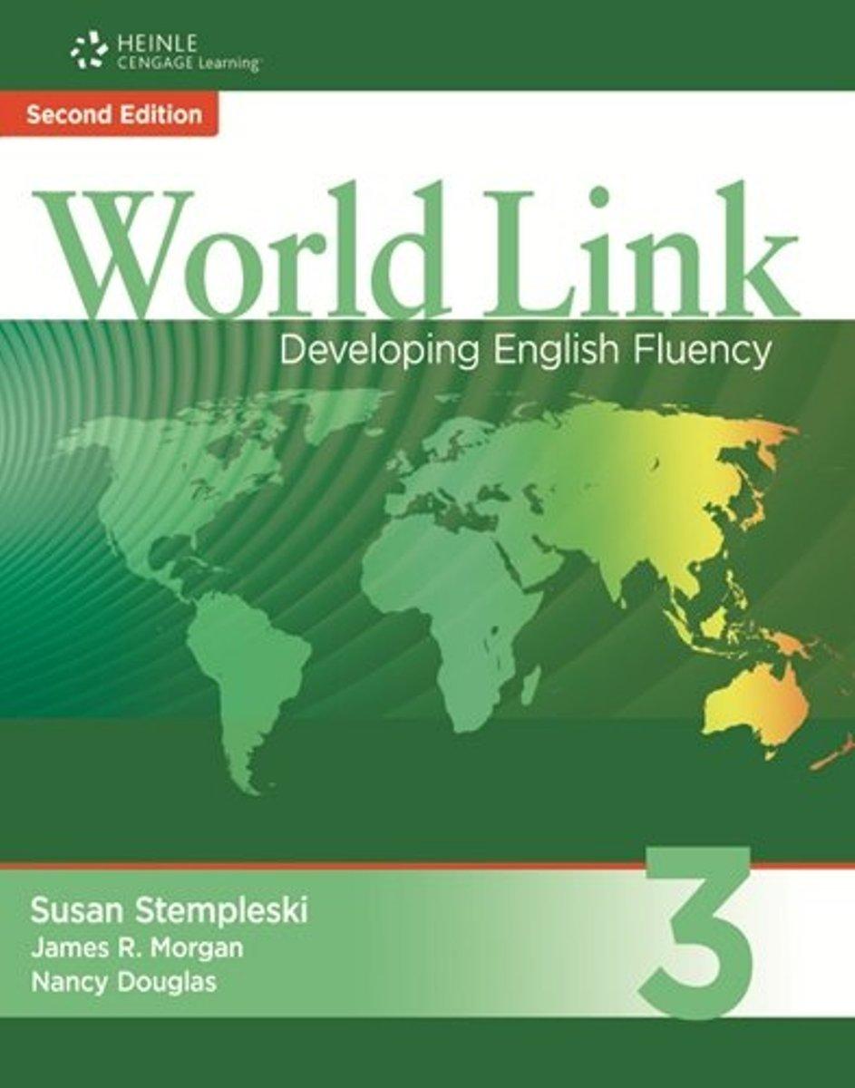 World Link 3: Developing English Fluency (+ CD-ROM)