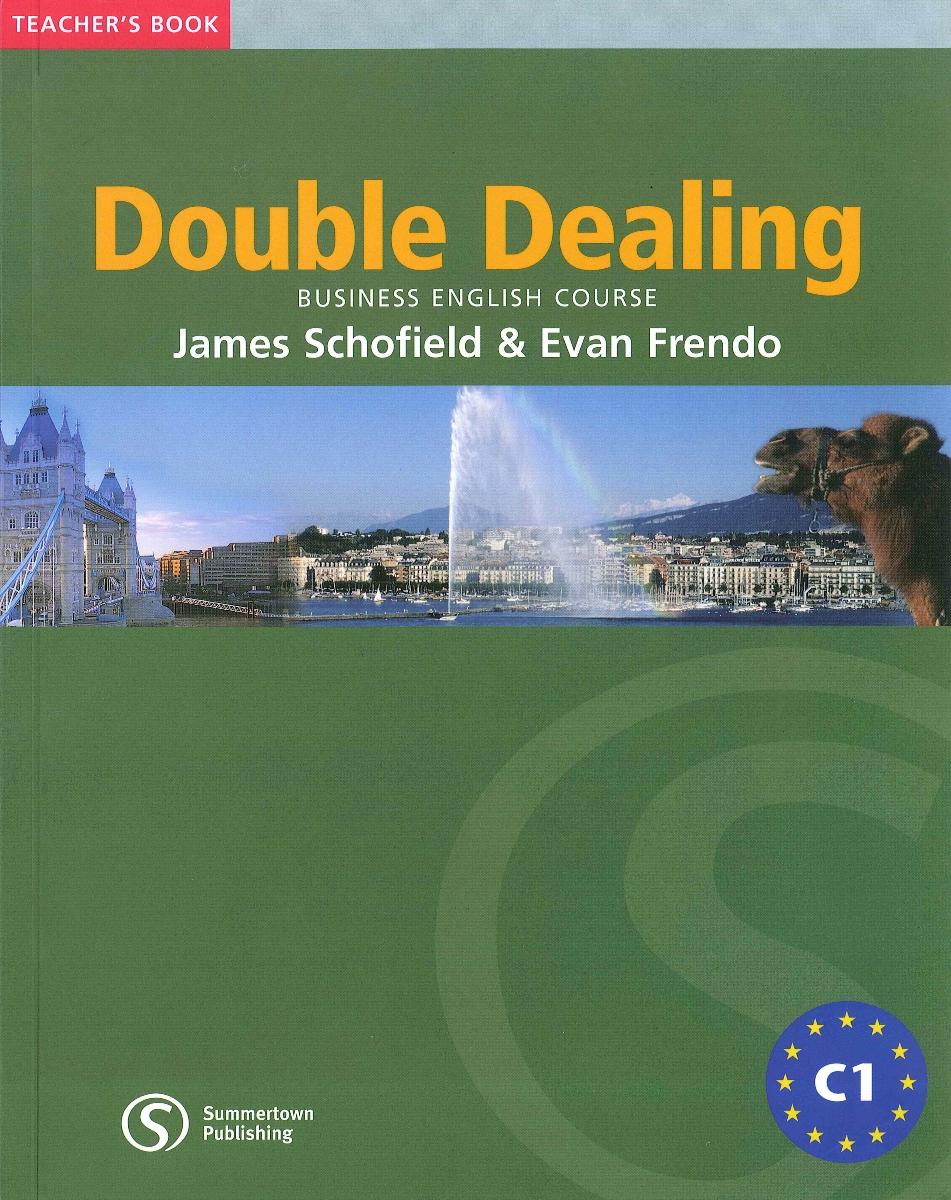 Double Dealing Upper-Intermediate Teacher's Book