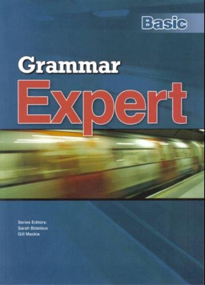 Grammar Expert Basic Student's Book