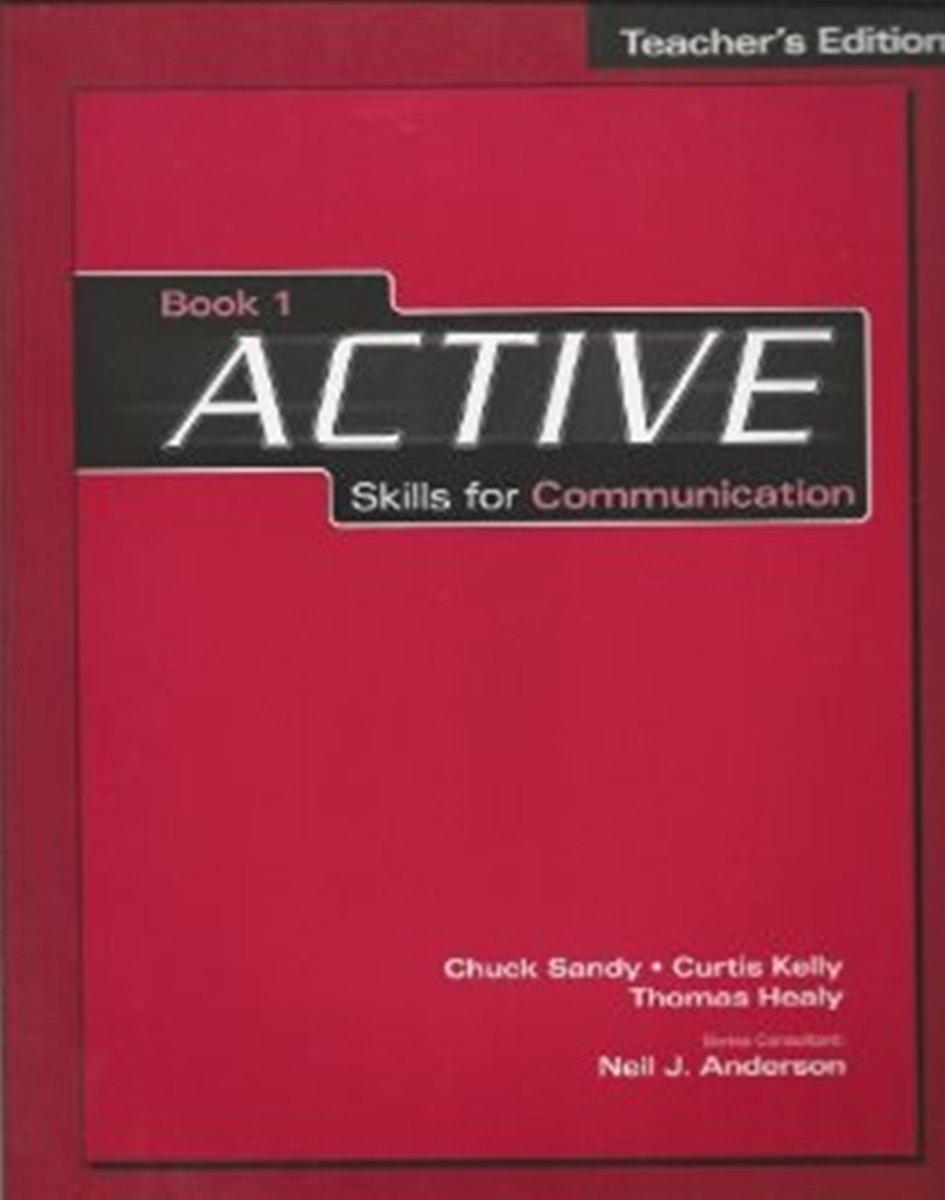 Active Skills For Communication 1 Teacher's Book