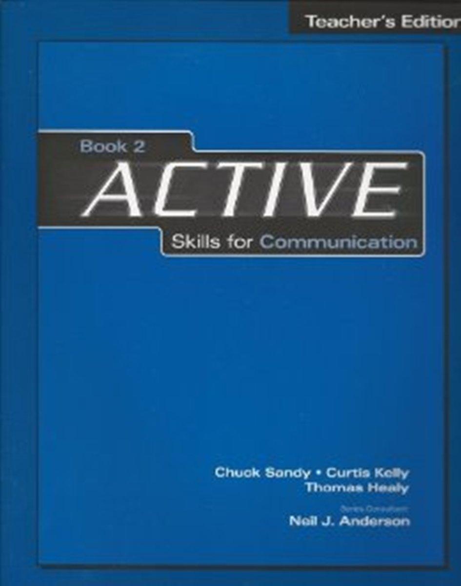 Active Skills For Communication 2 Teacher's Book
