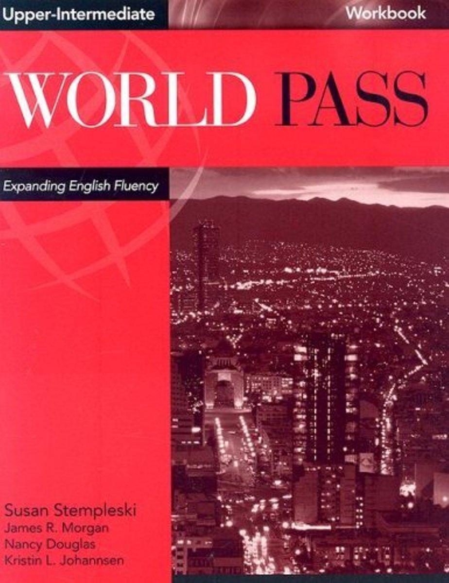 World Pass Upper-Intermediate Workbook