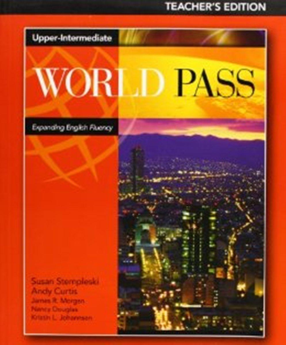 World Pass Upper-Intermediate Teacher's Book