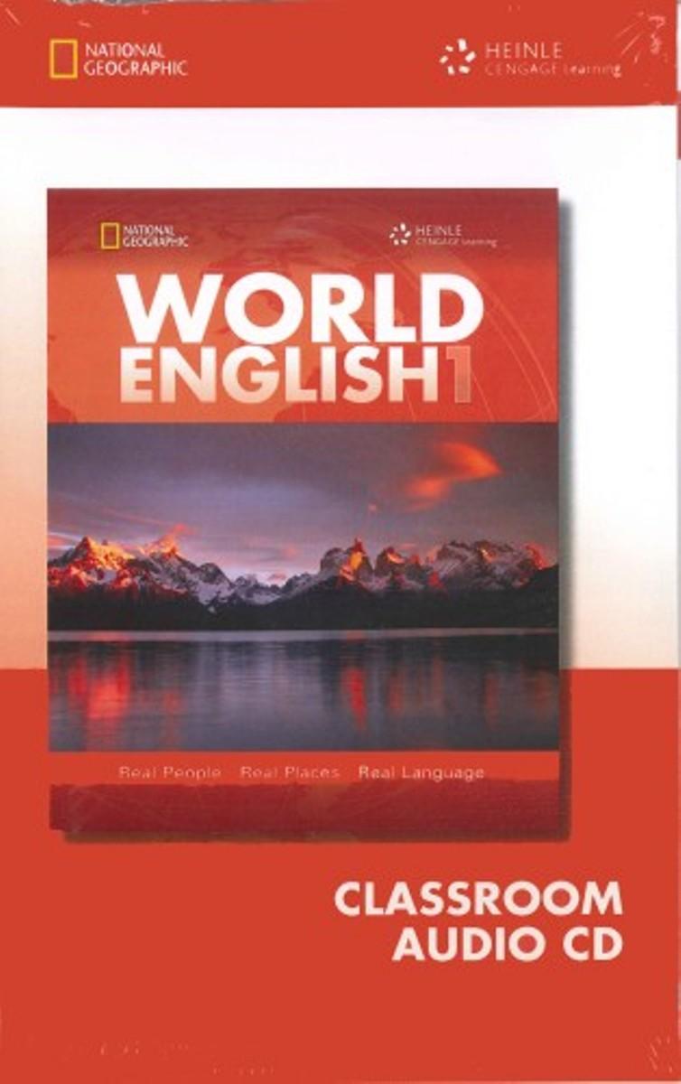 World English 1 Class Audio CD(x1)