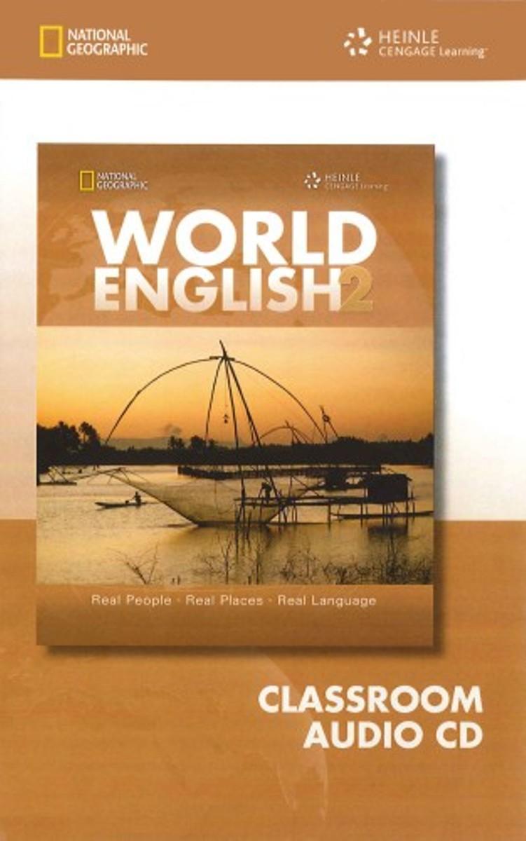 World English 2 Class Audio CD(x1)