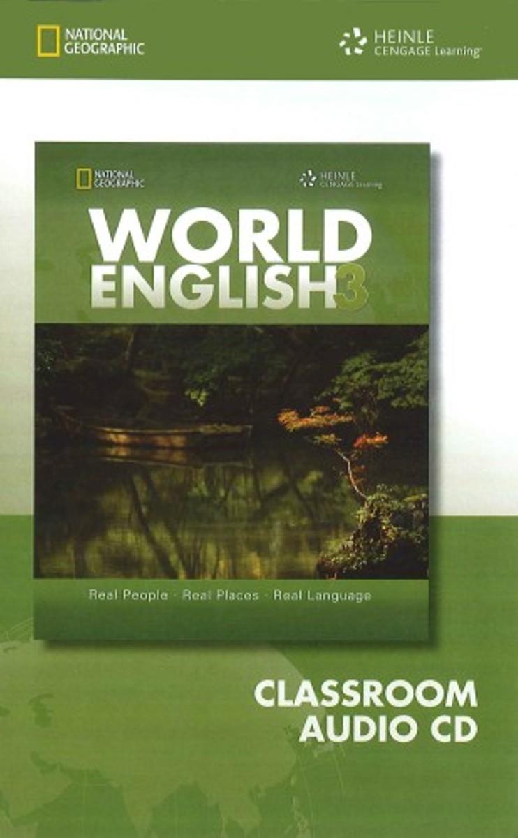 World English 3 Class Audio CD(x1)