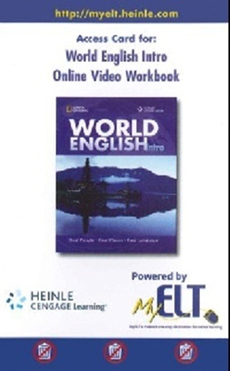 World English Intro Online Video Workbook