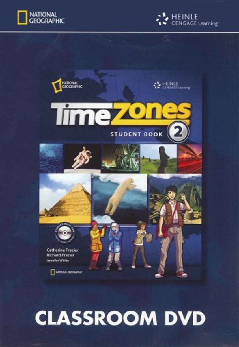 Time Zones 2 DVD(x1)