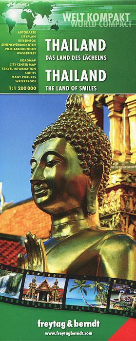 Thailand: Das Land des Lachelns ( 978-3-7079-1327-9 )