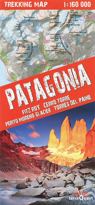 Patagonia. Fitz Roy, Cerro Torre, Perito Moreno Glacer, Torres del Paine