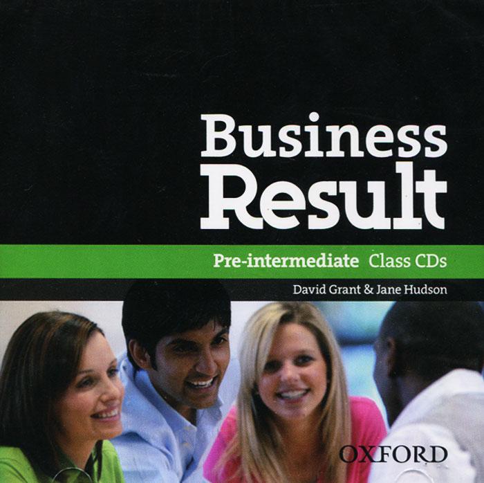 Business Result: Pre-Intermediate (��������� CD)