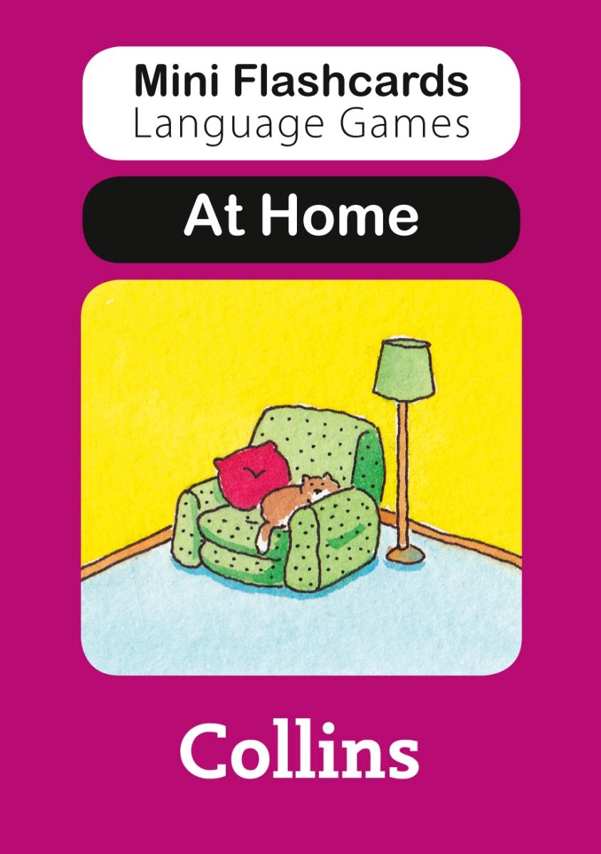 At Home (набор из 40 карточек)