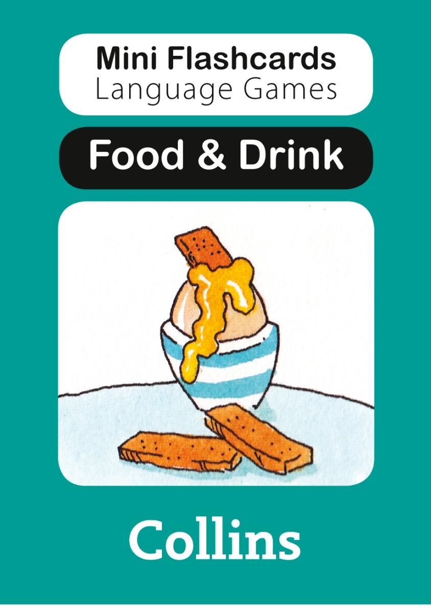 Food & Drink (набор из 40 карточек)