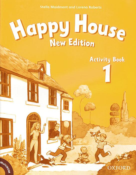 Happy House: Activity Book 1 (+ CD-ROM)