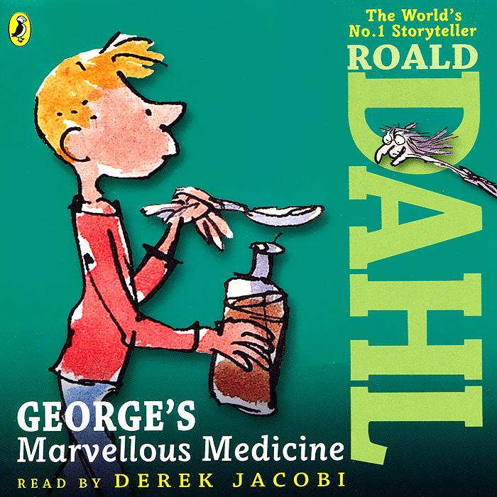 Georges Marvelous Medicine (аудиокнига на 2 CD)