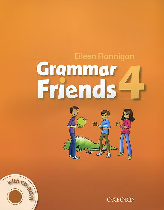 Grammar Friends 4 (+ CD-ROM)