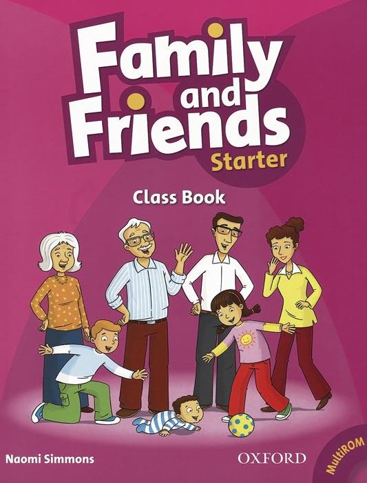 Family & Friends: Starter: Class Book (+ CD-ROM)
