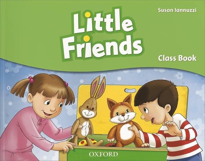 Little Friends: Class Book