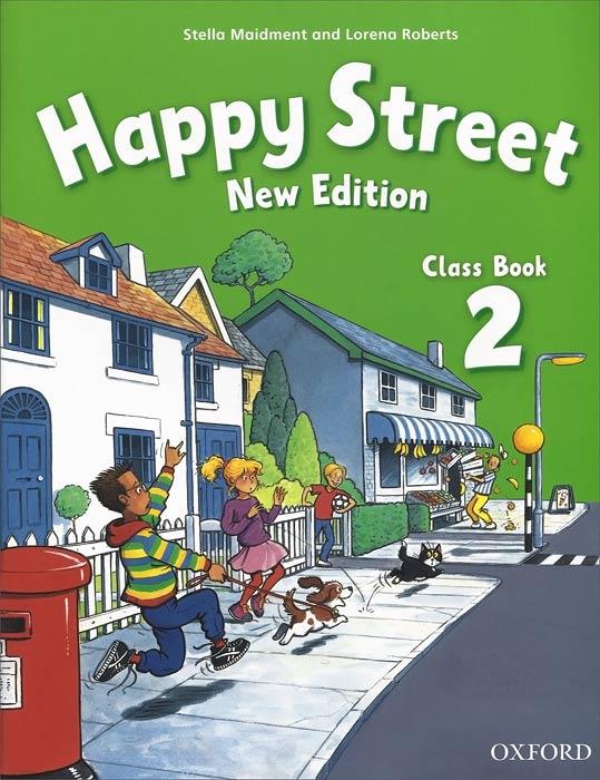 Happy Street: Class Book 2