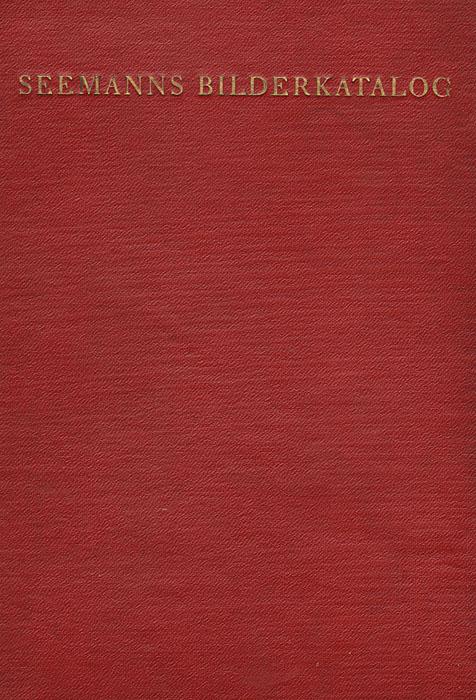 Farbige Gemaldereproduktionen / Каталог художественных репродукций