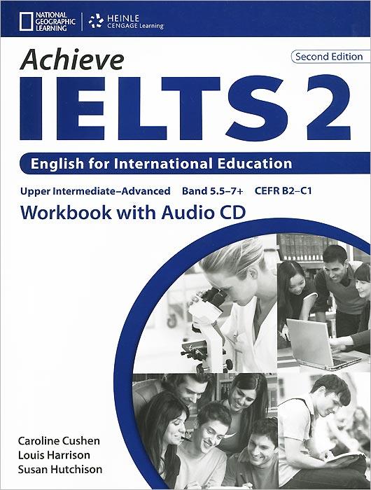 Achieve Ielts 2: Workbook (+ CD)