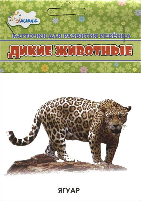 Дикие животные (набор из 12 карточек) ( 460-7-92933-262-3 )