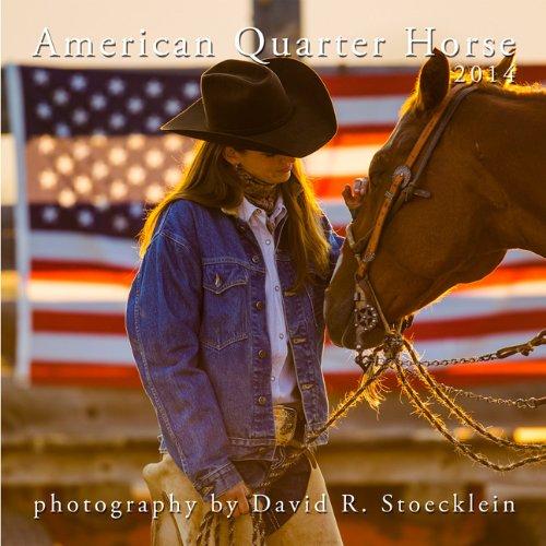 2014 American Quarter Horse Calendar