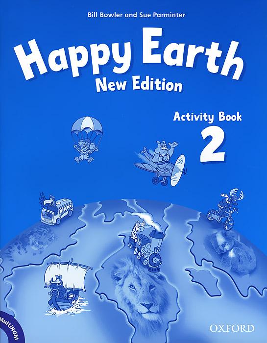 Happy Earth 2: Activity Book (+ CD-ROM)