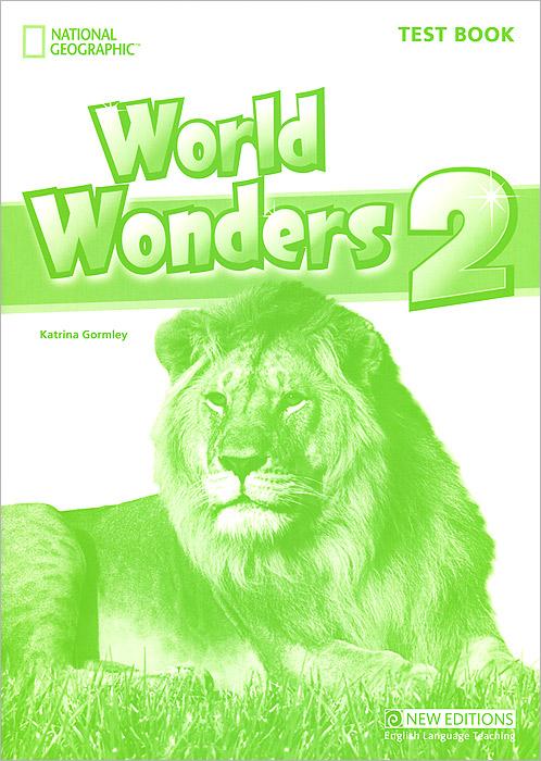 World Wonders 2: Test Book