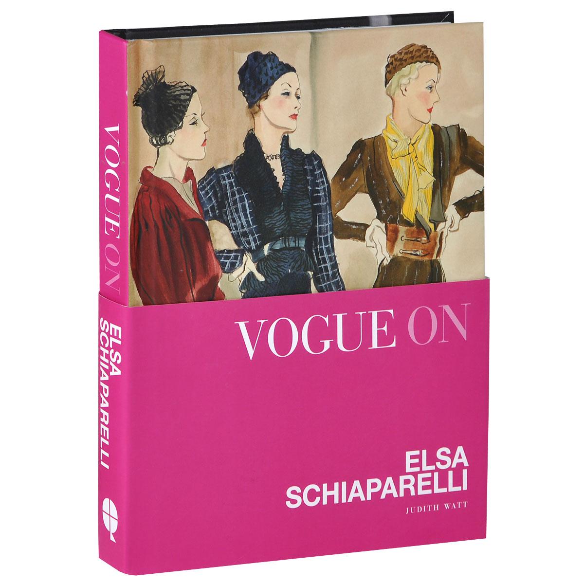 Vogue on: Elsa Schiaparelli
