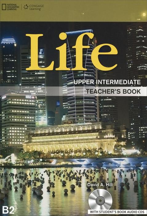 Life: Upper Intermediate: Teacher's Book (+ 2 CD-ROM)
