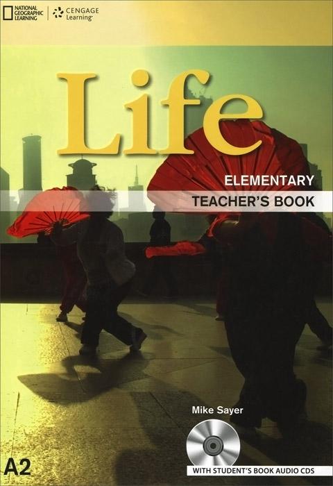 Life Elementary: Teacher's Book (+ 2 CD)