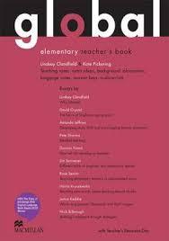 Global Elementary Teacher's Book + Resource CD Pack