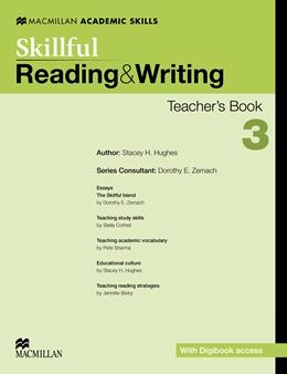 Skillful Upper intermediate/Level 3 Reading and Writing Teacher's Book + Digibook