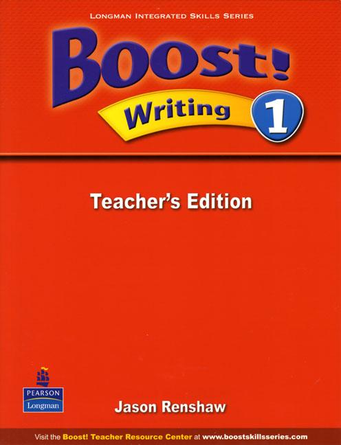 Boost! Level 1 Writing Teacher�s book