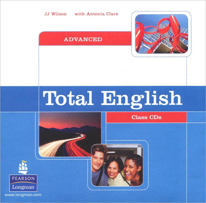 Total English: Advanced (��������� �� 2 CD)
