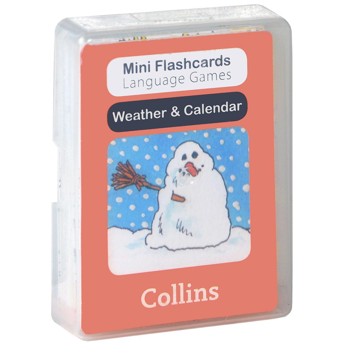 Weather & Calendar (набор из 40 карточек)