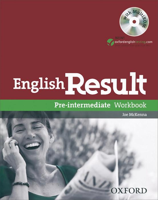 English Result Pre-intermediate: Workbook (+ CD-ROM)